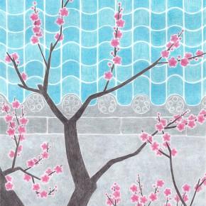 湯島天神の梅祭り