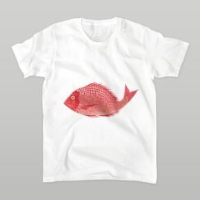 「めで鯛」Tシャツ