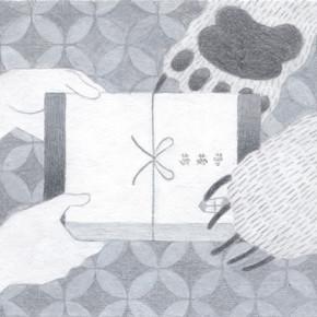 「神様」挿絵1