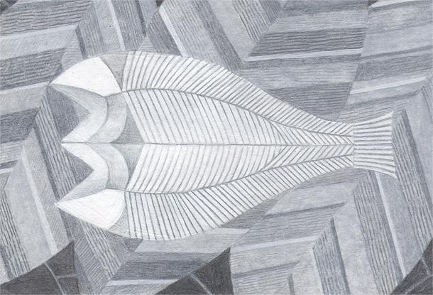 「神様」挿絵3