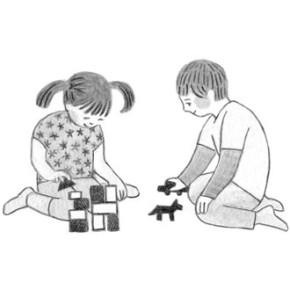 ゆほびか/挿絵モノクロ