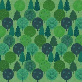 緑をつなぐプロジェクト 表紙