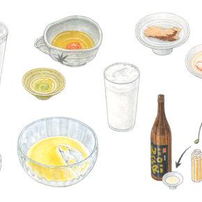 dancyu 2019年3月号 日本酒カット