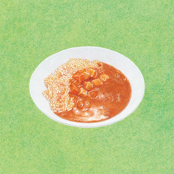 グルテンフリー 野菜カレー