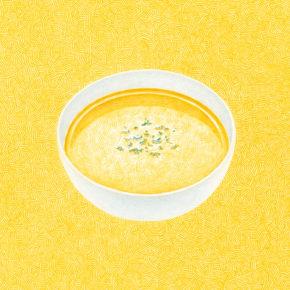 資生堂パーラー グルテンフリー コーンスープ