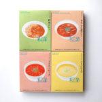 資生堂パーラー グルテンフリーシリーズ パッケージ イラストレーション