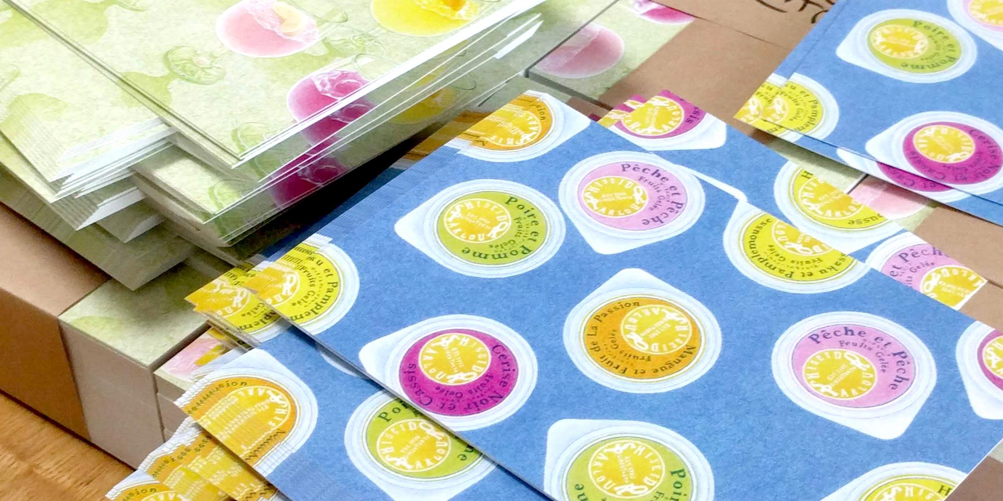 イラストレーター土居香桜里 初個展「百味礼賛」展