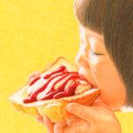 土居香桜里 初個展「百味礼賛」2021