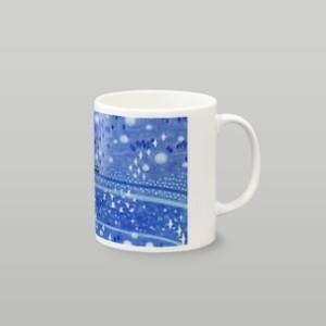 「銀河鉄道の夜」マグカップ
